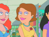 Christie White and the Ladybugs (American Dad!)