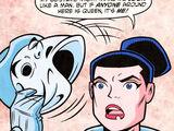 Blue Snowman (DC Comics)