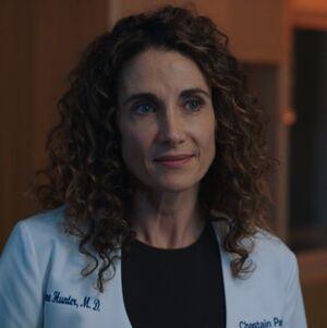 Dr. Lane Hunter