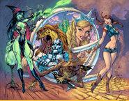 J-Scott-Campbell-artist-J-Skipper-Grimm-Fairy-Tales-2594467