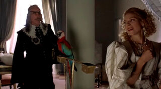 Justine de Winter (played by Kim Cattrall) The Return of the Musketeers 701