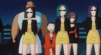 Majo Hostess Corps Shin Chan Balls Of Darkness 18