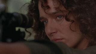 Michelle Rodham Huddleston (played by Brenda Bakke) Hot Shots 2 95