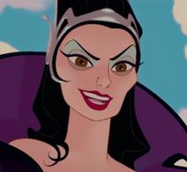 Queen Narissa animated
