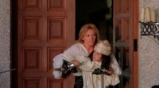 Justine de Winter (played by Kim Cattrall) The Return of the Musketeers 2429