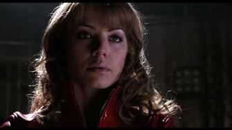 Smallville S06 E17 Combat Lois VS Athena - Proud Of You To