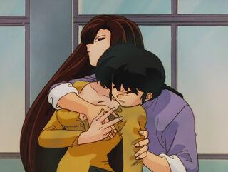 Hinako Ninomiya (voiced by Yumi Touma) Ranma 1-2 Oav 04 54
