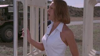 Michelle Rodham Huddleston (played by Brenda Bakke) Hot Shots 2 81