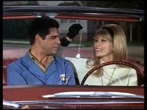 Nina 2 Joan Huntington with Dick Gautier