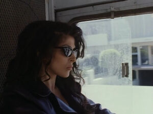 Tanya in Demolition High (played by Melissa Brasselle) 37
