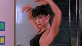 The Japanese Fighter in My Lucky Stars (played by Michiko Nishikawa) 132
