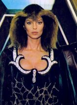 Barbara Bach Lady Agatha The Humanoid