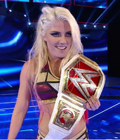 Alexa Raw Women's Champion
