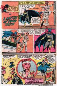 Hostess Batgirl