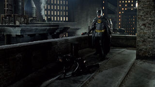 Selina Kyle-Catwoman (played by Michelle Pfeiffer) Batman Returns 64