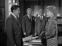 Margaret Marshall Darrin's Office 1×18