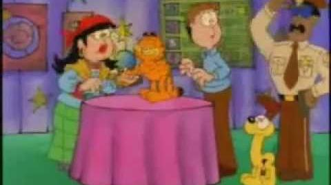 Garfield and Friends - The Carnival Curse