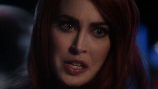 Maxima (played by Charlotte Sullivan) Smallville Instinct 121