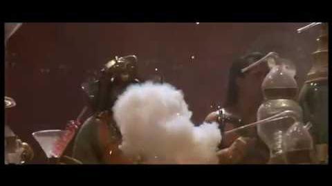 Red Sonja vs Queen Gedren -Epic Swordfight!-