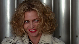 Selina Kyle-Catwoman (played by Michelle Pfeiffer) Batman Returns 94