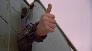 Michelle Rodham Huddleston (played by Brenda Bakke) Hot Shots 2 90
