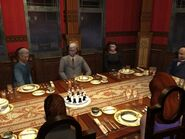 Gabrielle Steele dinner
