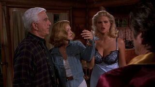 Tanya Peters in Naked Gun 3 (played by Anna Nicole Smith) 263