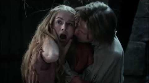 Cersei Lannister getten taken from behind