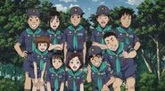 Marikatsukie scoutteam