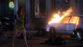 Maxima (played by Charlotte Sullivan) Smallville Instinct 128