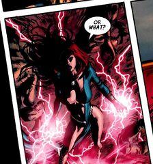 Morgan le Fay (Earth-616) from Dark Avengers Vol 1 2 0001