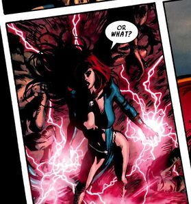 Morgan le Fay (Earth-616) from Dark Avengers Vol 1 2 0001