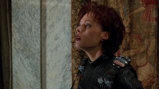 Jessica Priest in Spawn (played by Melinda Clarke) 108
