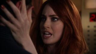 Maxima (played by Charlotte Sullivan) Smallville Instinct 102