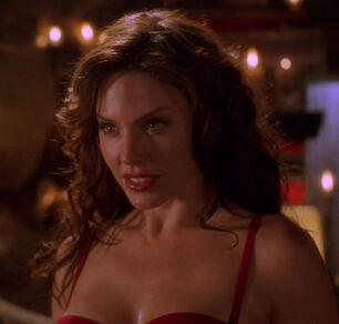 Desiree Atkins (played by Krista Allen) Smallville