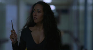 Nadja (played by Marisa Quintanilla) Road House 2 Last Call 33