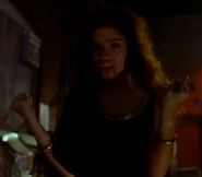 Villainous Vampire Woman