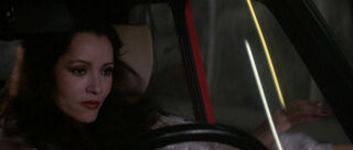 Fatima Blush (played by Barbara Carrera) Never Say Never Again 176-0