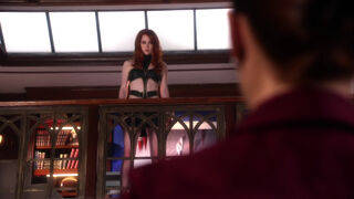 Maxima (played by Charlotte Sullivan) Smallville Instinct 23
