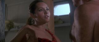 Fatima Blush (played by Barbara Carrera) Never Say Never Again 91-0