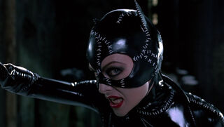 Selina Kyle-Catwoman (played by Michelle Pfeiffer) Batman Returns 35
