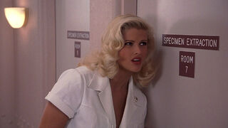 Tanya Peters in Naked Gun 3 (played by Anna Nicole Smith) 81