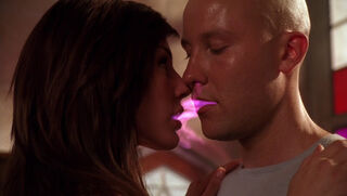 Desiree Atkins (played by Krista Allen) Smallville 54