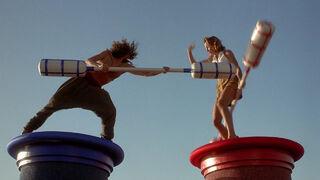 Michelle Rodham Huddleston (played by Brenda Bakke) Hot Shots 2 127