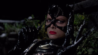 Selina Kyle-Catwoman (played by Michelle Pfeiffer) Batman Returns 126