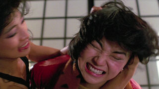 The Japanese Fighter in My Lucky Stars (played by Michiko Nishikawa) 337