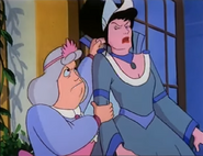 The Evil Fairy defeat