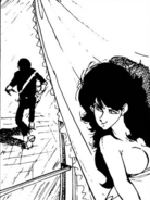 Himeoto and Meka 7 - Lupin III
