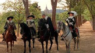 Justine de Winter (played by Kim Cattrall) The Return of the Musketeers 2484