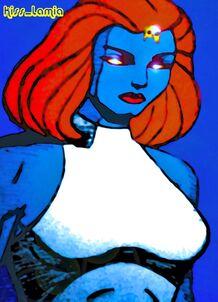 Mystique x men tas by kiss lamia lilith-d5lelcc